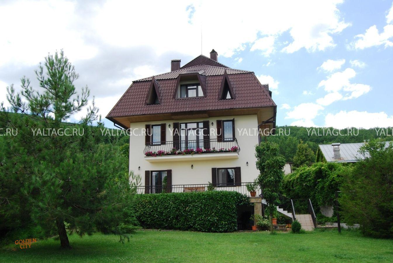 Дом в чудесном месте