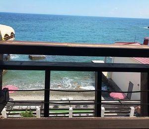 Гостиница у пляжа